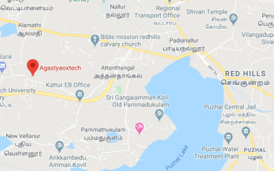Agastya Oxtech Map
